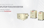 SPLITOP FIXO/INVERTER R-410A